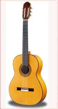 4 principales de la guitarra flamenca