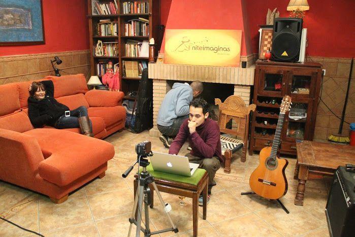 Entrevista 1: Artistas Independientes con…. Aldo Narejos