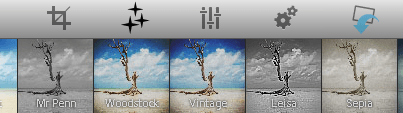 """talla todas las tipologías de imágenes que ofrece ésta red social. Seleccionamos una de ellas pulsando en el botón verde """"Create""""."""