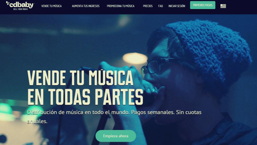 Cd Baby, La Distribuidora De Los Artistas Independientes