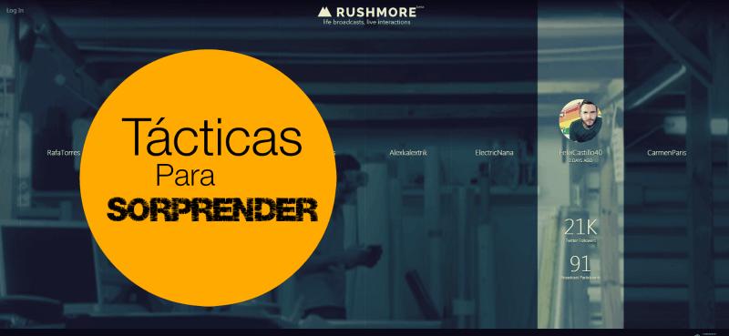 11 Ideas Para Sorprender A Tus Fans Con Rushmore