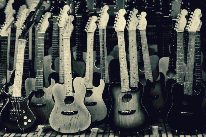 organizar conciertos