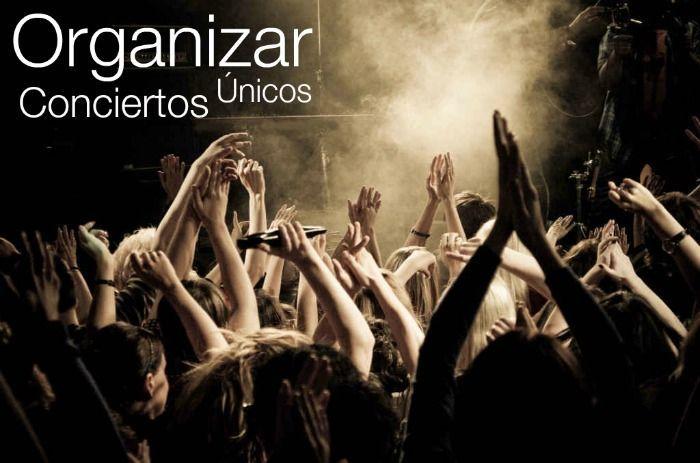 12 Buenas Ideas Para Organizar Conciertos Únicos