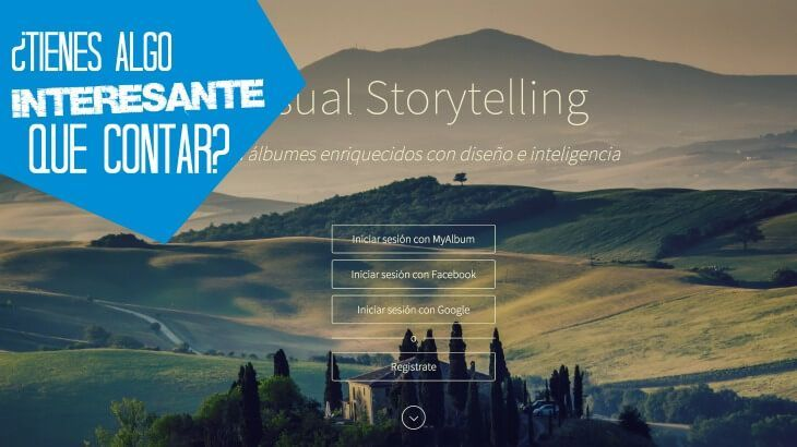 Crear Un Visual Storytelling