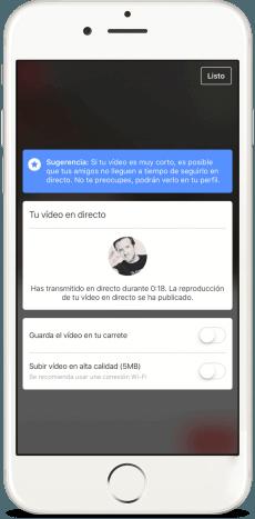 Transmitir Vídeos Con Facebook Live