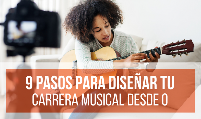 carrera musical