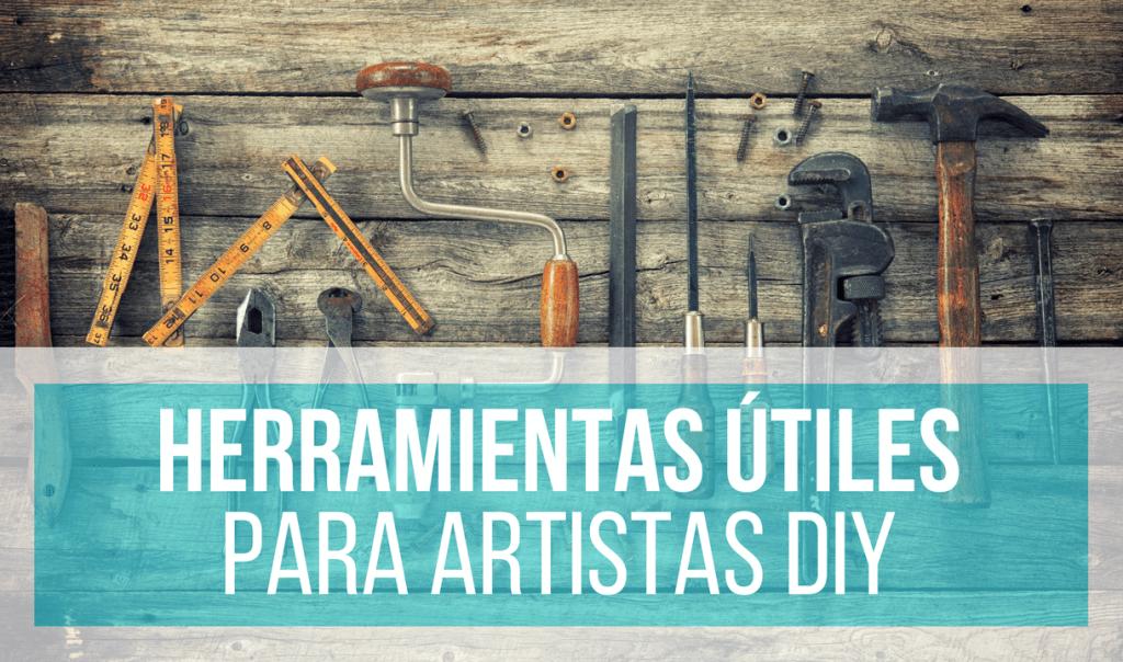 10 Herramientas Indispensables Para La Visibilidad de un Artista DIY