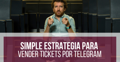 VENDER TICKETS POR INTERNET