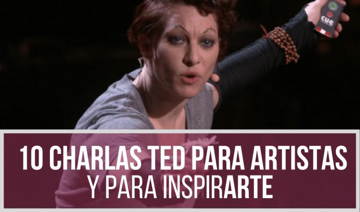 charlas motivadoras para artistas