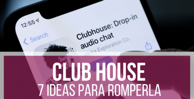 Club House para artistas